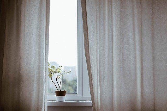 шторы спокойной палитры