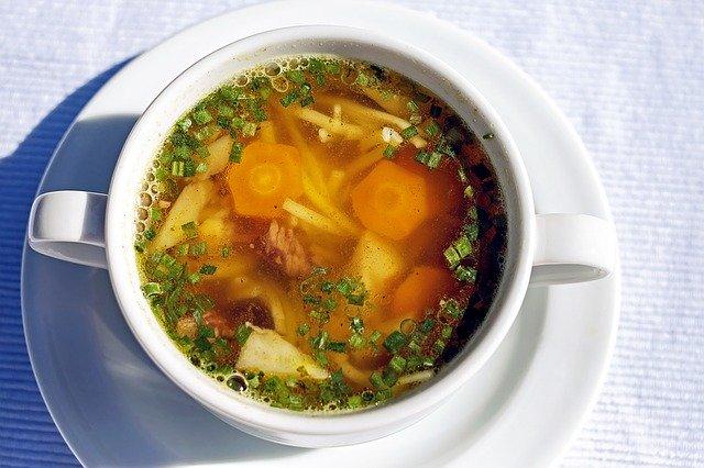 правильный суп