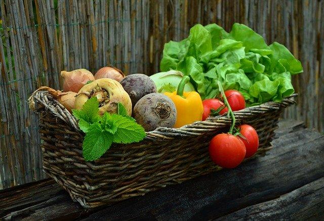 Налегайте на овощи