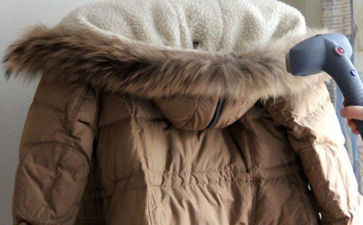 3 эффективных способа отпарить куртку