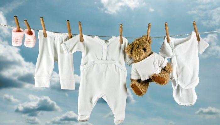 отбелить детскую одежду