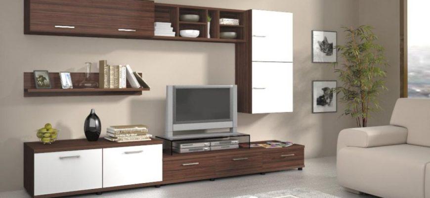 выбрать мебель для гостиной