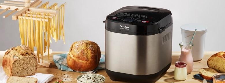 Как работает домашняя хлебопечка