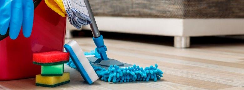 Безопасная уборка: домашние рецепты