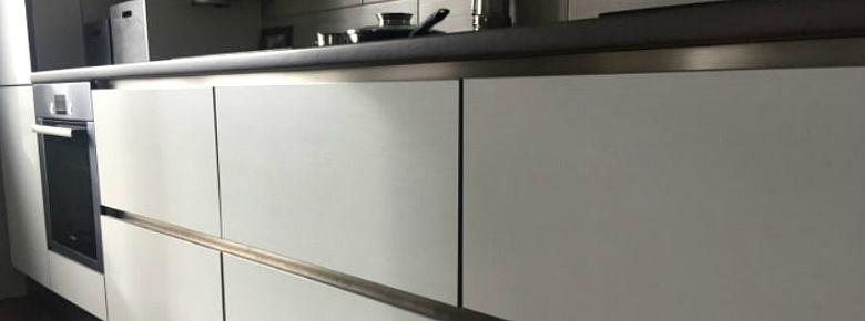 Почему я больше никогда не установлю кухонный гарнитур без ручек