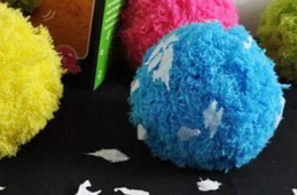 Что такое автономный шар-пылесос