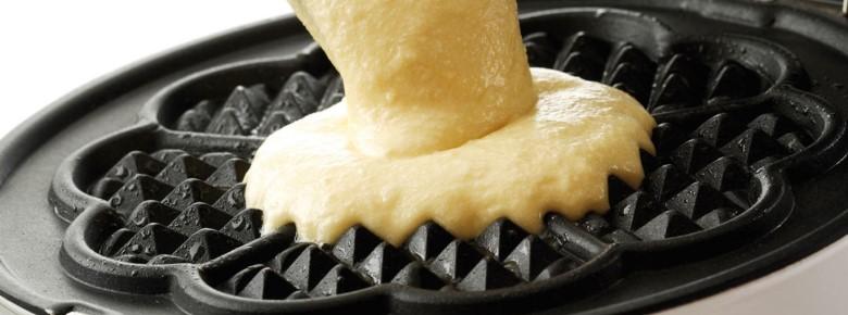 Что можно приготовить в электрической вафельнице