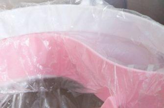 Держатель пакетов для отходов на присосках