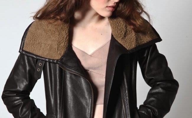 Как разгладить кожаную куртку