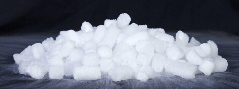 4 способа приготовления сухого льда