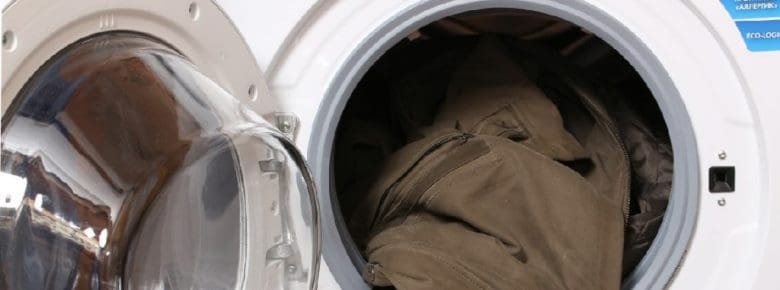 как постирать зимнюю парку в стиральной машине