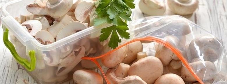 4 способа хранения грибов
