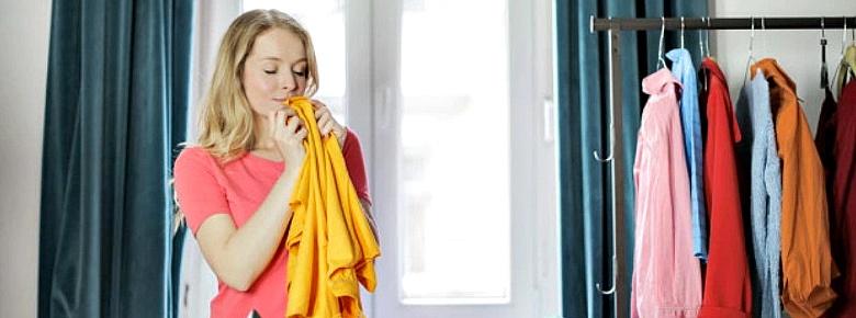5 идей, чтобы белье всегда вкусно пахло в шкафу