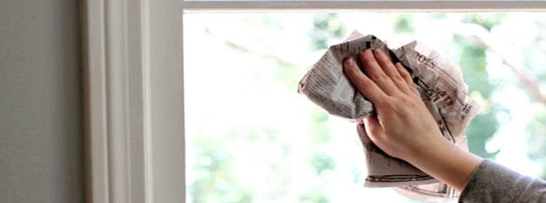 5 способов, как помыть окна быстро и без разводов