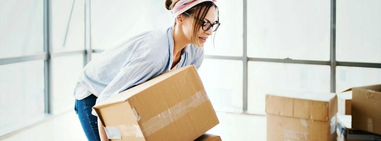 Как подготовиться и быстро упаковать вещи при переезде