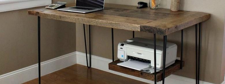 5 идей, как хранить принтер в квартире, чтобы он не мешался