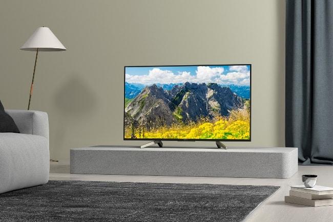 Размещение телевизора, также влияет на выбор модели