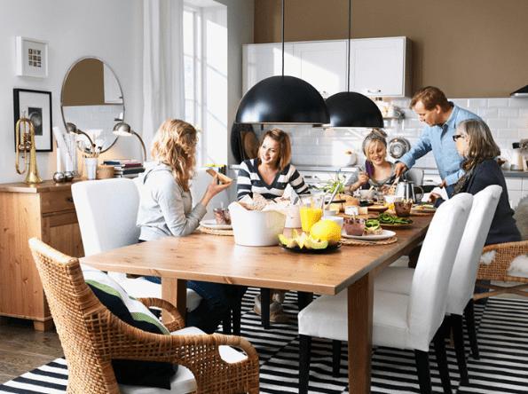 Отдельная кухня вместо совмещенной