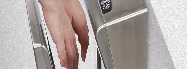 Сушилка для рук в доме: излишество или необходимость