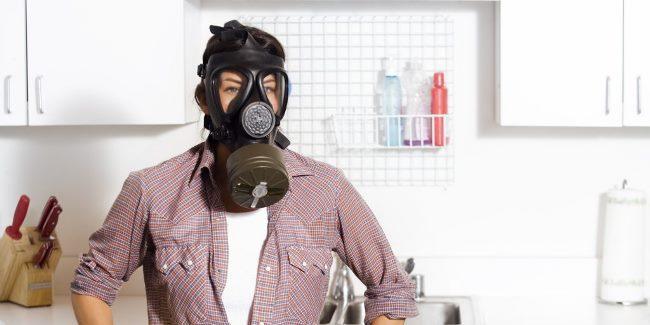 устранить запах канализации в ванной