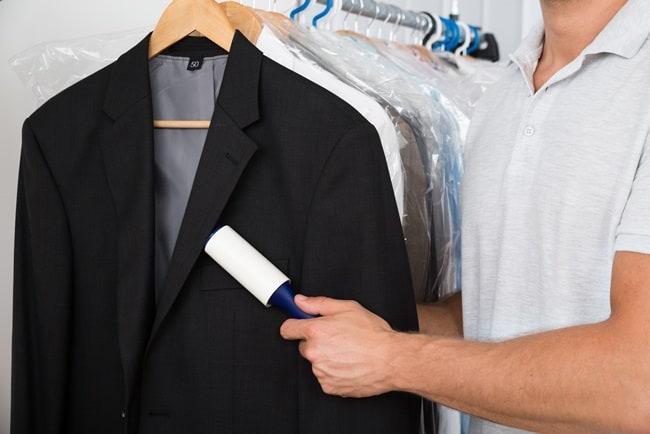 Как постирать пиджак и не испортить его