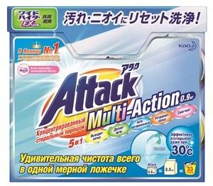 Attack Multi-Action