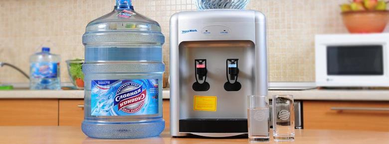 Как самостоятельно привести в порядок кулер для воды