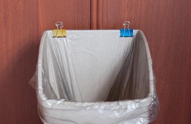 8 практичных советов в обращении с мусорным ведром