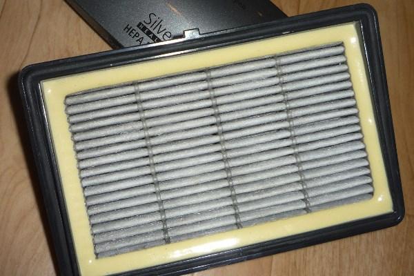 10 шагов очистки НЕРА-фильтра