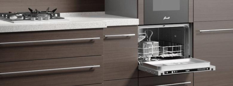 Компактная посудомойка на маленькую кухню