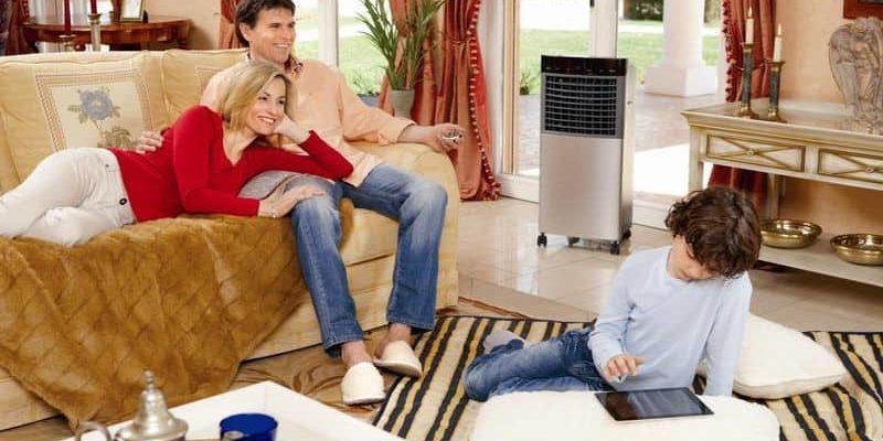 Польза очистителя воздуха для аллергиков и астматиков