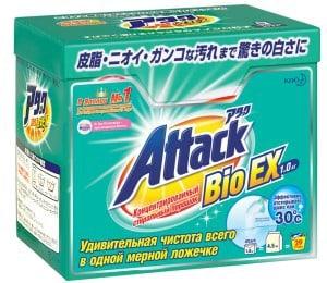 Порошок Attack BioEX
