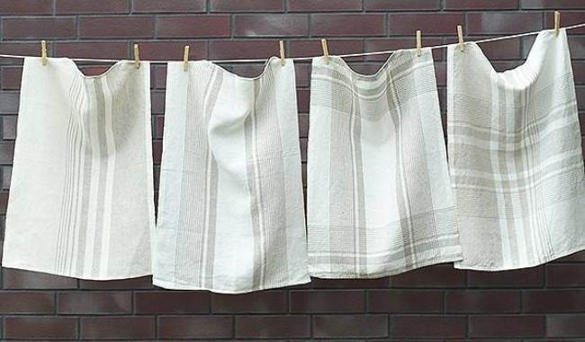 Как стирать лен в стиральной машине или руками, чтобы он не сел