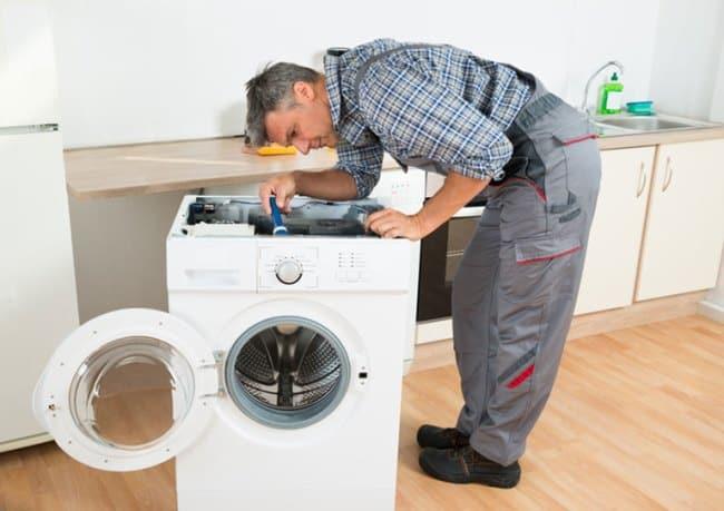 Причины остановки барабана стиральной машины и устранение неисправности