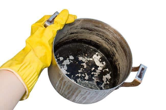 Правила и способы очистки пригоревших кастрюль из алюминия