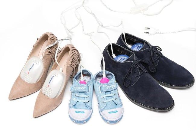 Обзор лучших сушек для обуви
