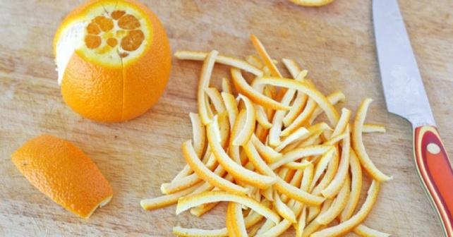 Зачем я сушу апельсиновые корки, и как использую их в быту
