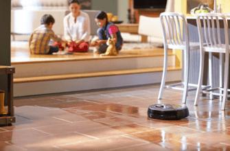 Умная техника – робот пылесос