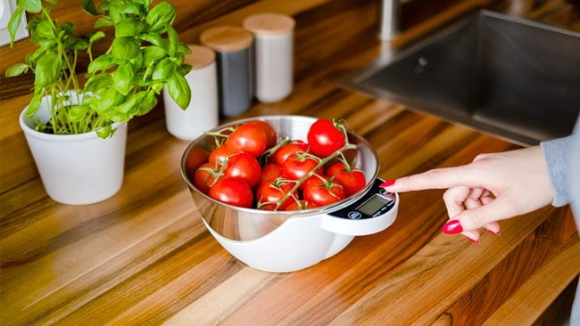 Электронная миска – кухонные весы: описание, применение, преимущества