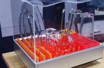 Tetra от Heatworks – миниатюрная посудомоечная машина для маленькой кухни