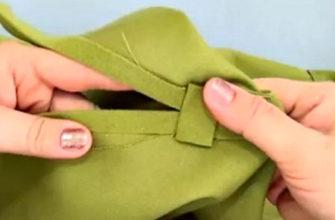 Что делать если порвалась юбка в людном месте