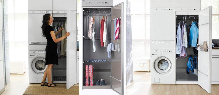 Cушильный шкаф для одежды